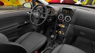 Opel Corsa 3θυρο - COSY