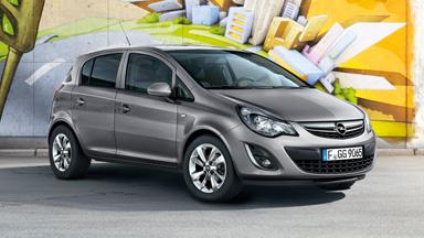 Opel Corsa 5-drzwiowy - Opel Corsa Active