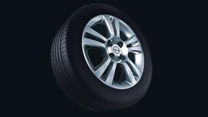 Opel Corsavan - Alloy Wheel 15 inch