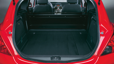 Opel Corsavan - Easy Access