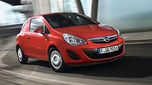 Opel Corsavan - Essentia