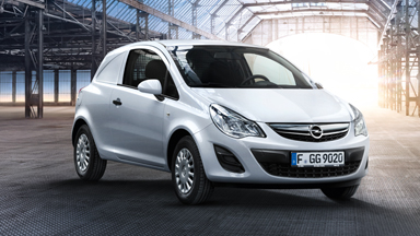 Opel Corsavan - Petrol Engines