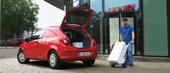 Opel Corsavan - Prikazi vanjštine