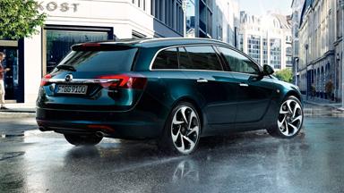 Nowy Opel Insignia Sports Tourer - Stylistyka nadwozia