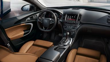Nowy Opel Insignia Sports Tourer - Stylistyka wnętrza