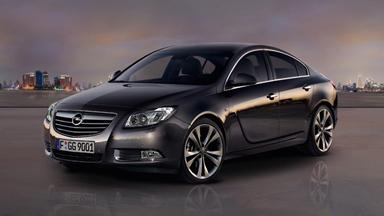 Opel Insignia hatchback - Stylistyka nadwozia