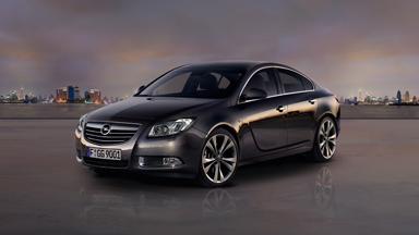 Opel Insignia - Дизайн кузова