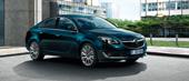 Opel Insignia 4-uşi - Vedere din exterior
