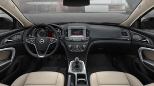 Новый Opel Insignia седан – Elegance