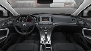 Новый Opel Insignia седан – Essentia