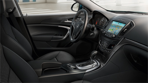Opel Insignia notchback - Cosmo