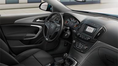 Opel Insignia седан – Аудиосистема R400 с Bluetooth®