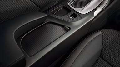 Opel Insignia notchback - Soluții de depozitare inteligente
