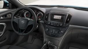 Opel Insignia notchback – Insignia