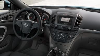 Opel Insignia notchback - Sistem radio R300