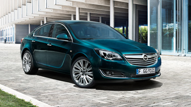 Nowy Opel Insignia sedan - Stylistyka nadwozia
