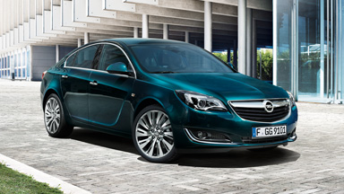 Opel Insignia notchback - Design exterior