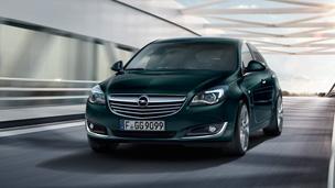 Новый Opel Insignia седан – Дизайн