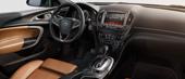 Новый Opel Insignia седан – Дизайн интерьера