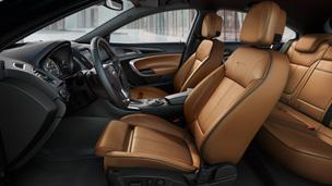 Новый Opel Insignia седан – Комфорт
