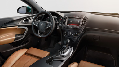 Opel Insignia notchback - Design interior