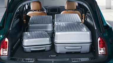 Opel Insignia notchback - Compartimente de depozitare