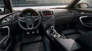 Новый Opel Insignia седан – Styling & OPC Line