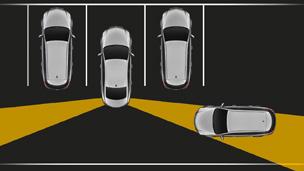 Новый Opel Insignia седан – Помощь водителю
