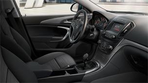 Opel Insignia Notchback - drive!
