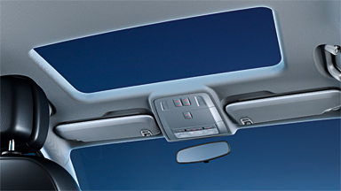 Opel Astra Sports Tourer - Okno dachowe