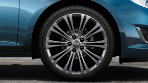 Opel Astra Sports Tourer - Koła