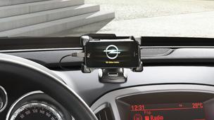 Opel Astra Sports Tourer - Systemy audio-informacyjne