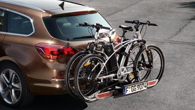 Opel Astra Sports Tourer - Bagażnik rowerowy FlexFix®