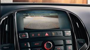 Opel Astra Sports Tourer - Bezpieczeństwo i ochrona
