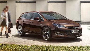 Opel Astra Sports Tourer - Stylistyka przodu
