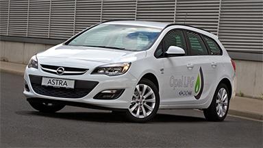 Opel Astra Sports Tourer - Silnik LPG ECOTEC®