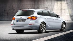 Opel Astra Sports Tourer - Stylistyka i Linia OPC