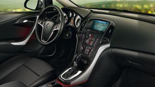Opel Astra - Cosmo Дизайн Интерьера