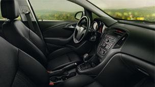 Opel Astra Hatchback - Essentia Дизайн Интерьера
