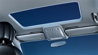 Opel Astra Hatchback - Okno dachowe