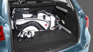 Opel Astra Hatchback - Systemy transportu bagażu