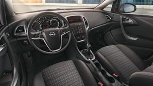 Opel Astra - Active Дизайн Интерьера