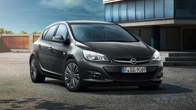 Opel Astra hatchback - Wersja Active