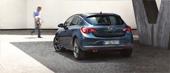 Opel Astra hatchback – Zdjęcia nadwozia