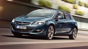 Новый Opel Astra хэтчбек – дизайн внешнего вида