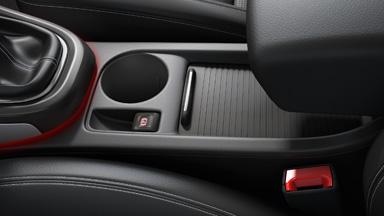 Opel Astra Hatchback - Hamulec postojowy sterowany elektrycznie