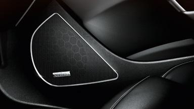 Opel Astra Hatchback - System dźwiękowy Infinity