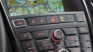 Opel Astra Hatchback - System Start/Stop