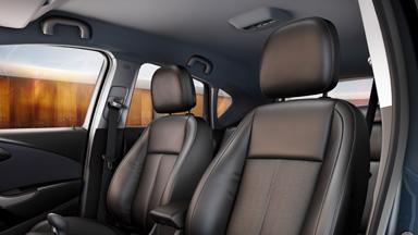Opel Astra Hatchback - Ergonomiczne fotele AGR