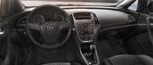 Opel Astra hatchback – Zdjęcia wnętrza
